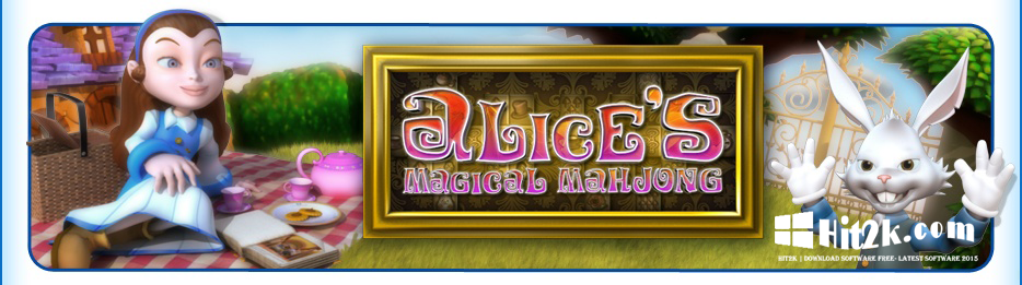 Alices Magical Mahjong Free Download Games latest is here