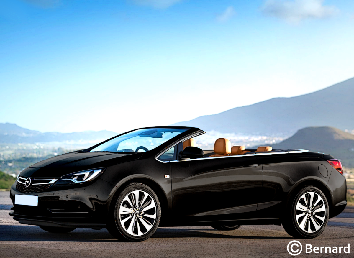bernard car design 2017 opel cascada facelift. Black Bedroom Furniture Sets. Home Design Ideas