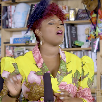 Mumu Fresh Brought Us to Tears With Her Moving NPR Tiny Desk Performance