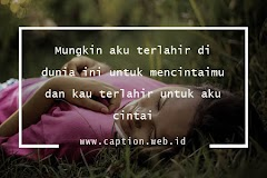 Caption FB/Facebook Tentang Cinta