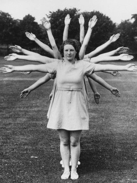 disturbingly odd people from the past vintage everyday