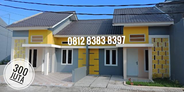 Rumah Minimalis Hanya 300 Juta Di Daerah Medan Tenggara (Menteng) Medan Sumatera Utara