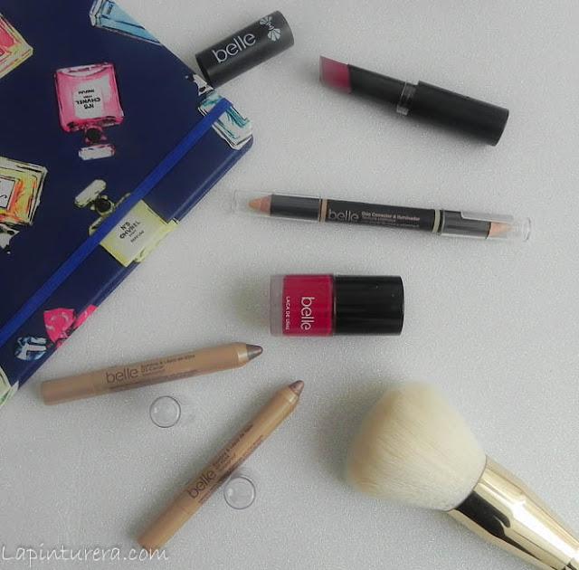 todo el maquillaje