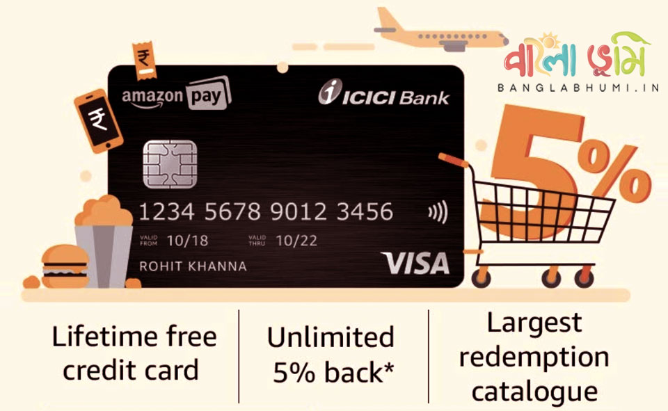 What is Amazon Pay ICICI Bank Credit Card? Know Advantages