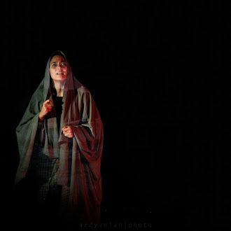 Teater monolog oleh: Sha Ine Febriyanti #CutNyakDien