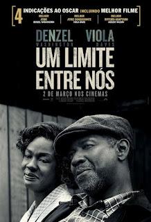 """Poster do filme """"Um Limite Entre Nós"""""""