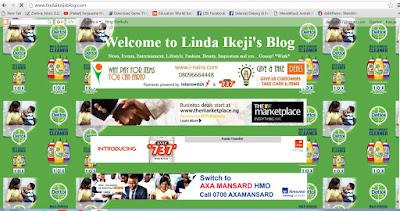 Linda Ikeji Blog 1