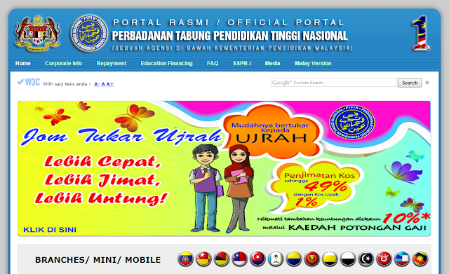 How to Buy PTPTN Pin Number