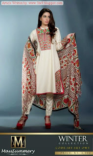 Mausummery Winter-Fall Dress Collection 2014