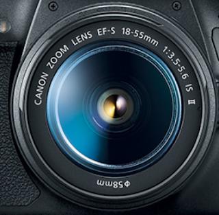 arti kode-kode pada lensa Canon