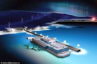 Trung Quốc Dự Định Đưa Nhà Máy Điện Hạt Nhân Vào Hoạt Động Trên Biển