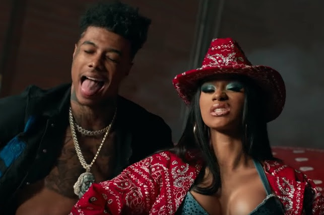 Watch: Blueface - Thotiana Remix ft. Cardi B