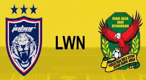 Final Piala Malaysia 2017 JDT Vs Kedah