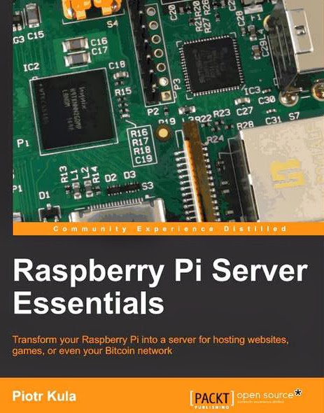 Raspberry Pi Server Essentials Book
