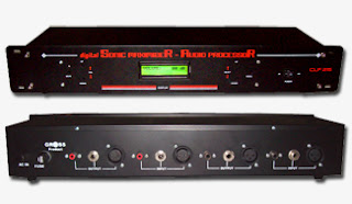 DIGITAL BBE AUDIO PROCESSOR