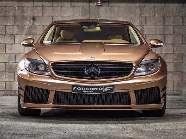 mercedes cl 65 amg body kit