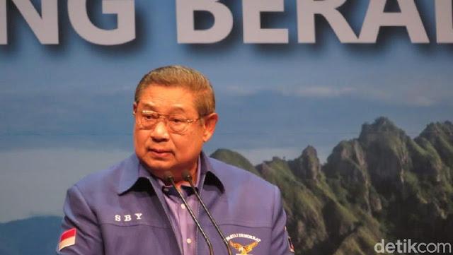 Singgung Artikel Asia Sentinel, SBY: Kita Kejar sampai Ujung Dunia