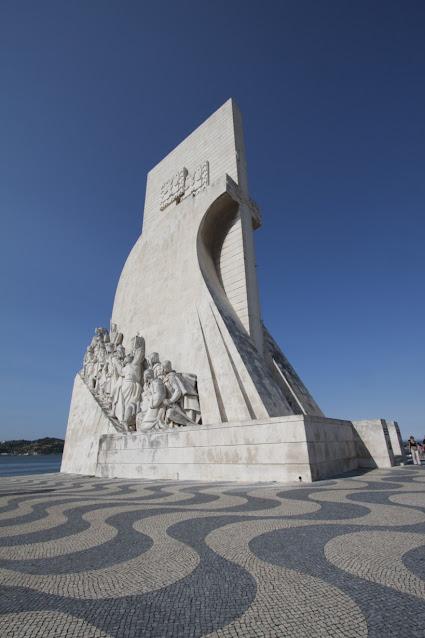Padrao dos Descobrimentos-Belem-Lisbona