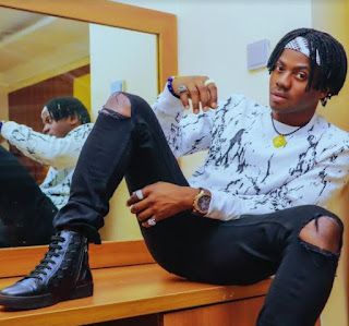 Korede bello switches hairstyle to Dreadlocks