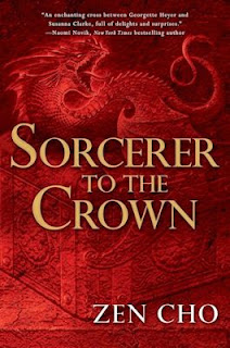 Interview with Zen Cho, author of Sorcerer to the Crown