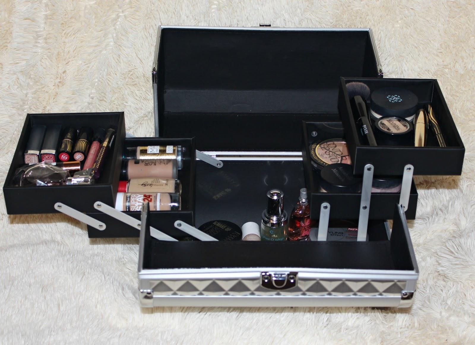 Kuferek na kosmetyki – Dresslily