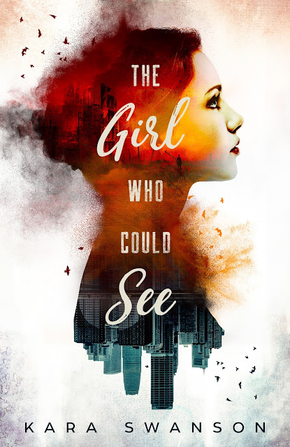 [Cover Reveal & Giveaway] The Girl Who Could See