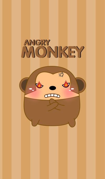 Angry Fat Monkey Theme