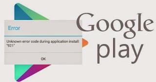 Bagaimana Cara memperbaiki Error Code 0 di Google Play Store