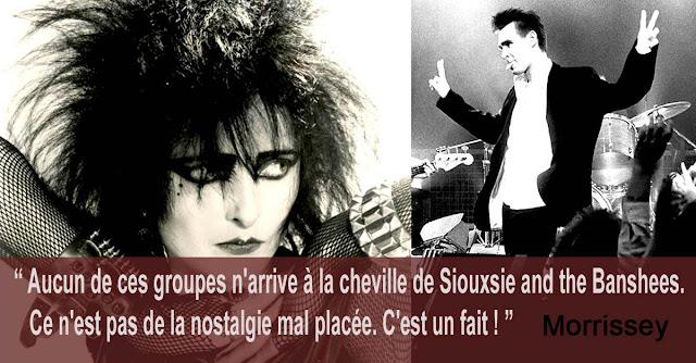 Siouxsie - Morrissey