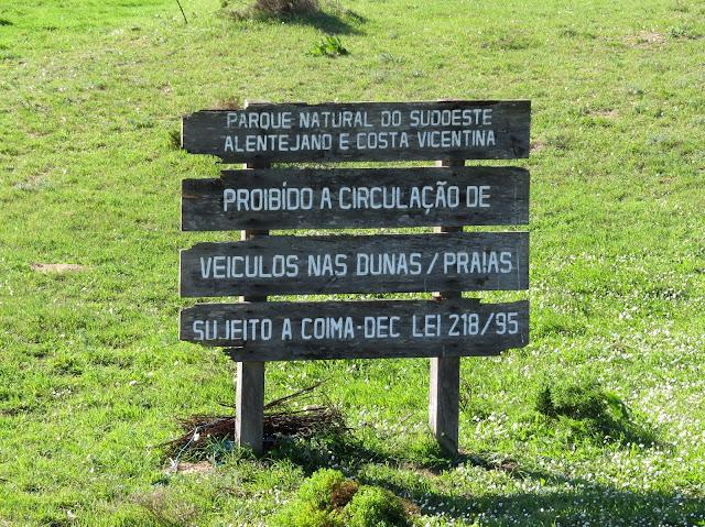 Ribeira de Aljezur, Portugal