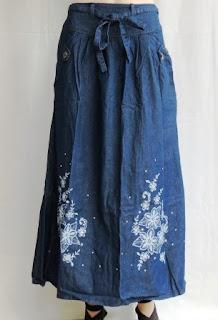Rok Jeans Sablon Monte RM370