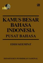 Buku Kamus Besar Bahasa Indonesia
