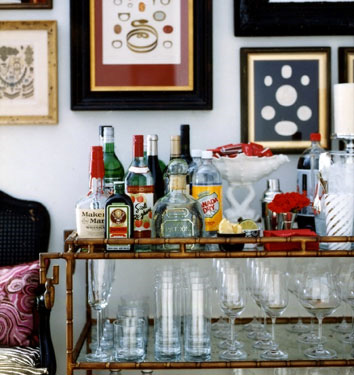 Do You Have A Bar Cart Or Some Sort Of Similar Set Up In Your Home I D Love To Hear All About It Cheers Hy Friday And Fabulous Weekend Xoxo