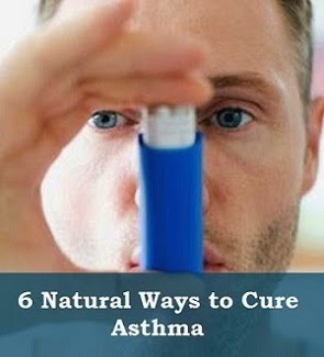6 Natural Ways to Cure Asthma
