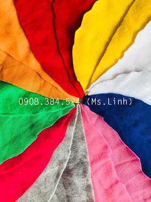 HÌNH ẢNH Chuyên bán vải khúc Nỉ 1da Cotton tại Thủ Dầu Một