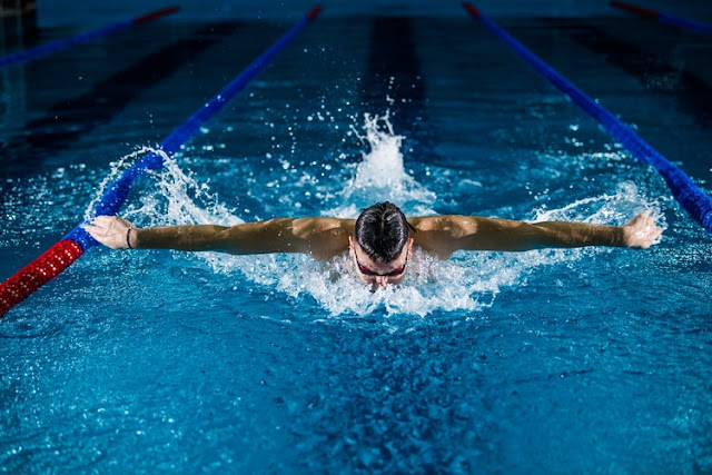 10 Amazing benefits of swimming