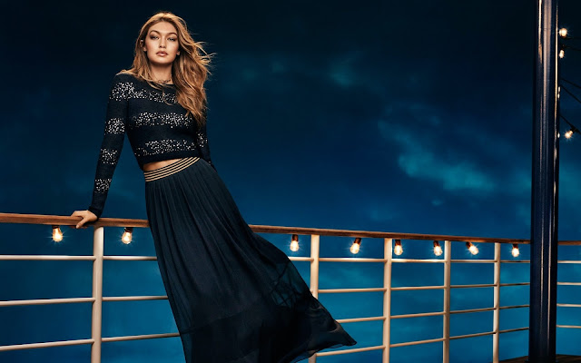 Gigi Hadid Stock Photos and Pictures