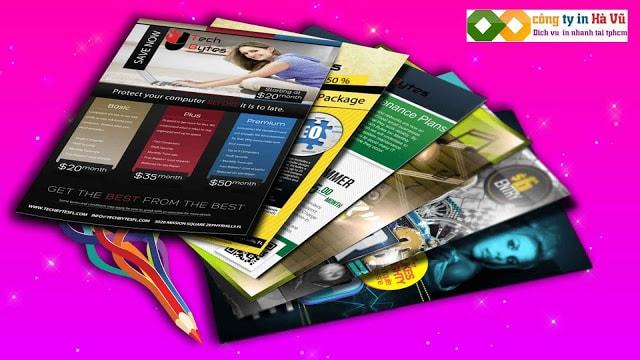 Dịch vụ in catalogue số lượng ít tphcm in catalogue giá rẻ lấy liền