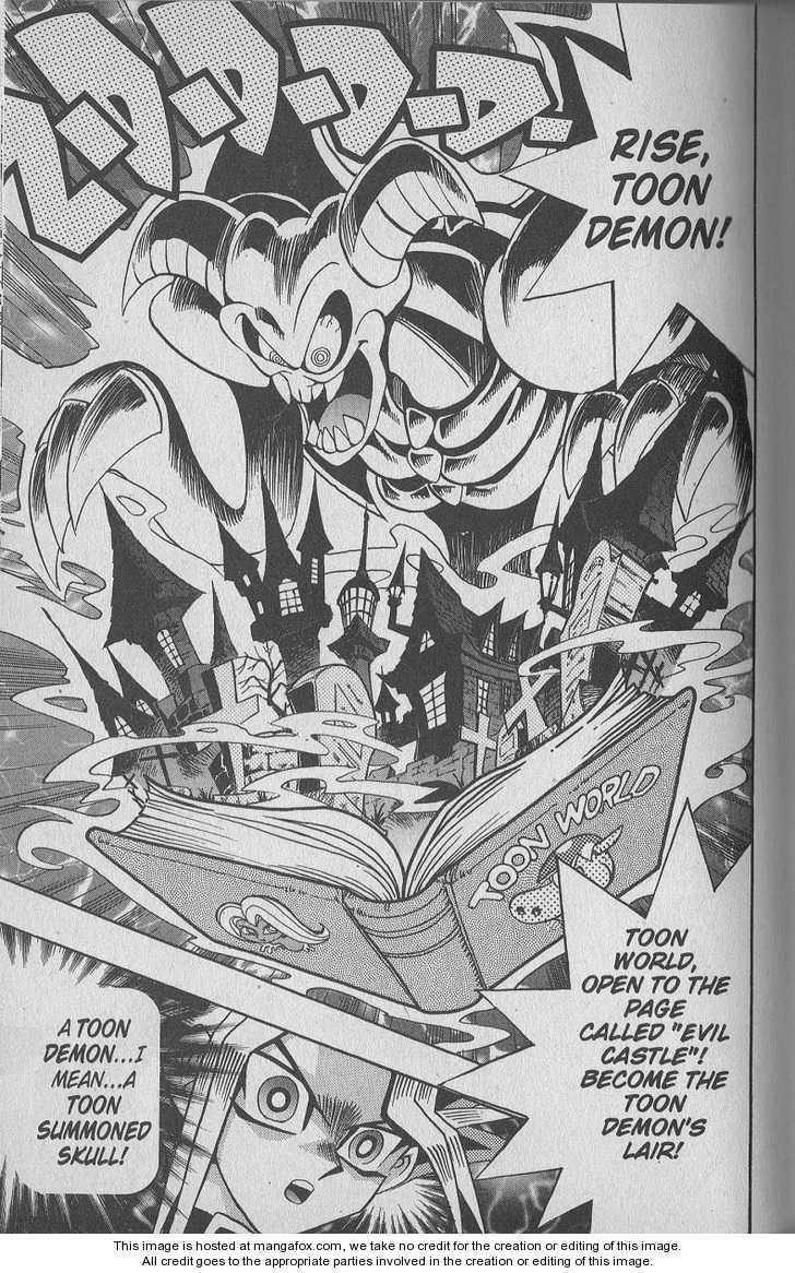 manga snark yu gi oh manga 127 do the impossible