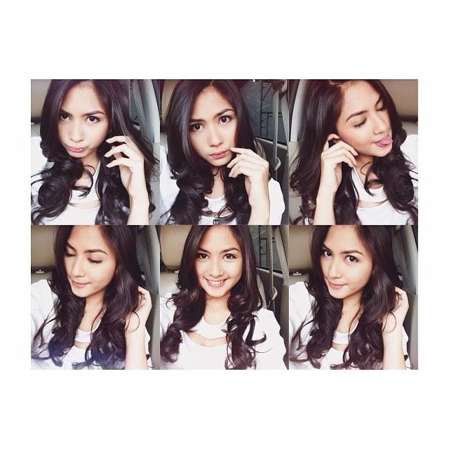 Foto Selfie Jessica Mila Aktris Dan Model Indonesia