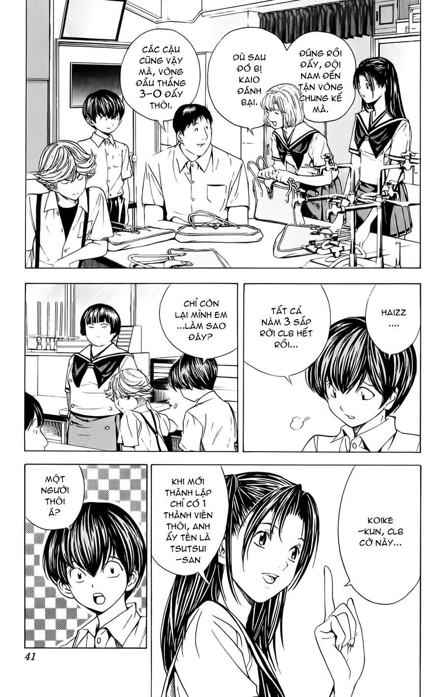 Hikaru No Go hikaru no go chap 141 trang 14