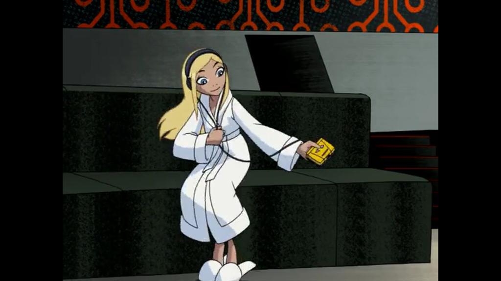 Anime Feet Teen Titans 2003 Terra-2864