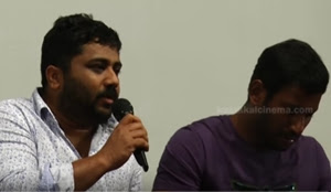 KE Gnanavel Raja Press Meet Regarding Against Piracy Issue