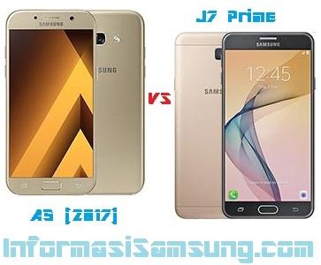 Perbandingan Samsung A5 (2017) vs J7 Prime