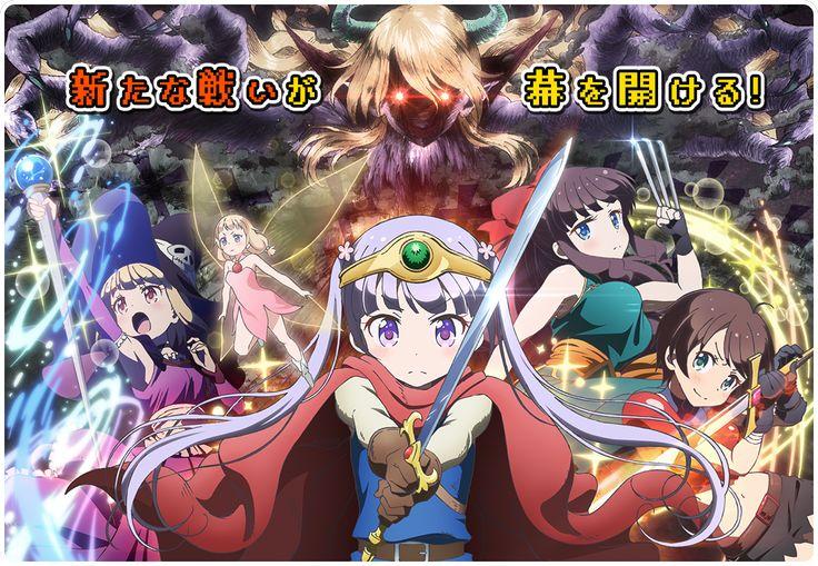 Anime Summer 2017 Paling Ditunggu