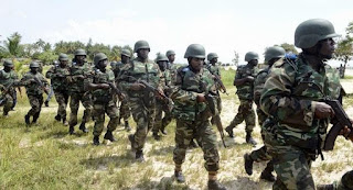 Nigerian army deploys 3400 troops to Niger Delta