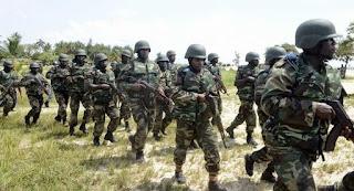 Nigerian army deploys 3400 troops to Niger Delta