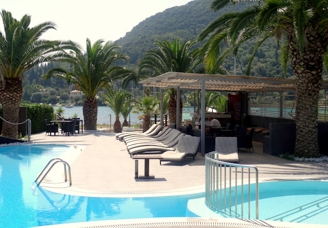 Armonia Boutique Hotel in Nidri, Lefkada, Greece