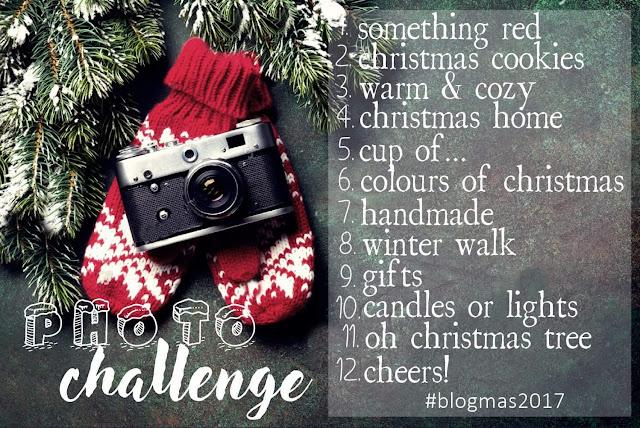 Wyzwanie fotograficzne tj.blogmas2017.Christmas Photo Chellenge