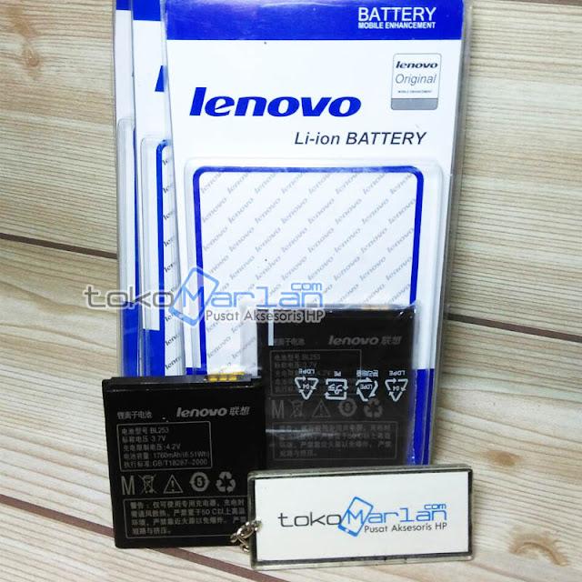 Baterai Lenovo A1000 A2010 A2580 Original